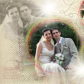Идеи для свадебной фотокниги