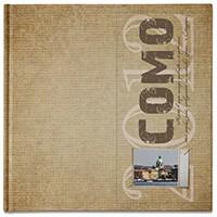 Фотокнига — отпуск в Como