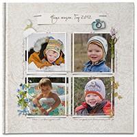 Фотокнига — проект 365 за 2012