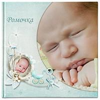 Фотокнига — первый месяц малыша