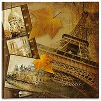 Фотокнига — путешествие во Францию
