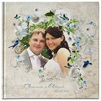 Фотокнига — свадьба Светланы и Евгения