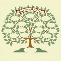 Семейное древо в фотокнигах