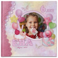 День рождения Евочки — 6 лет
