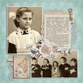 Набор для школьников (Светлана, Элина, Надя)