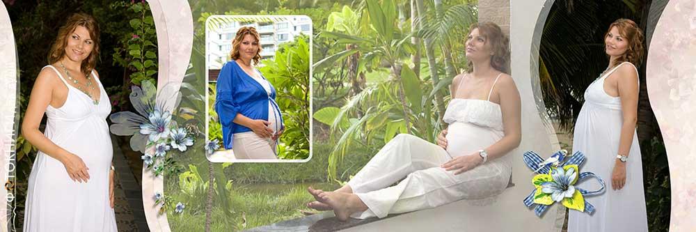 Фотокнига о беременности