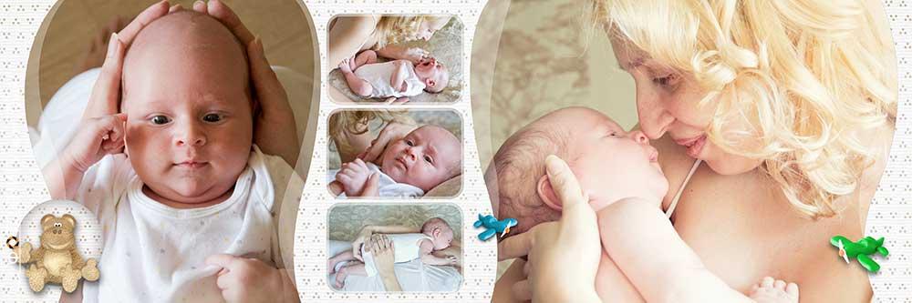 Примеры детских фотокниг