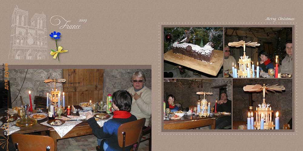 Семейная фотокнига примеры