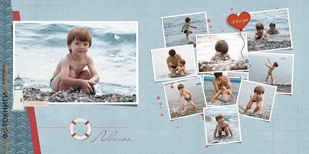 Идеи семейного фотоальбома