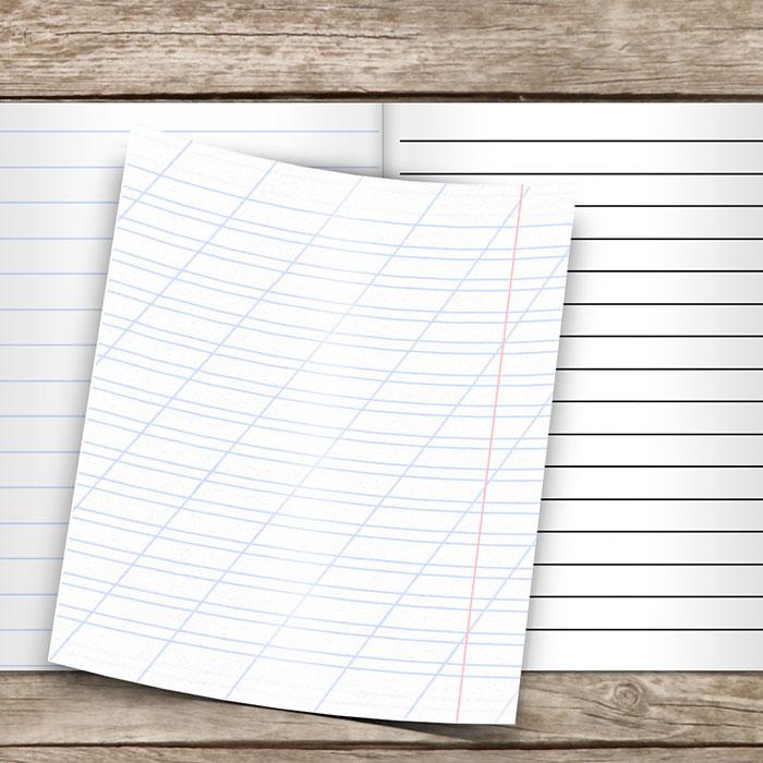 Разлиновка, косая линия — бумага для создания фотокниг